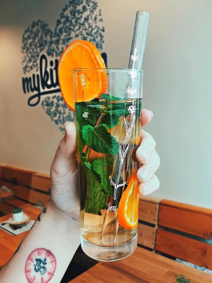 borosilicate straws for establishemnts