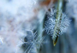 fraktál sněhové vločky