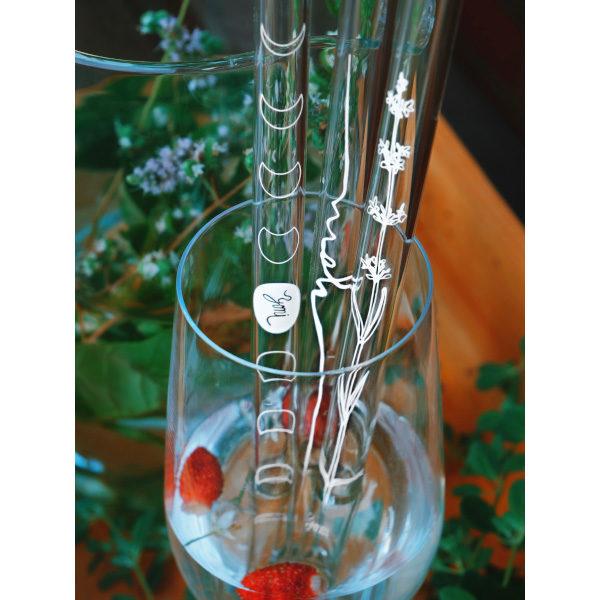 yoni brčka signature z prémiového skla