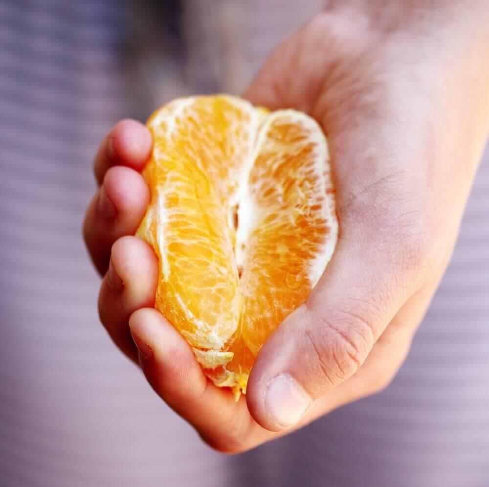 yoni vajíčka vypadají trochu jako pomeranč a cvičí se s nimi pánevní dno