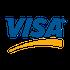 logo visa kreditní karta